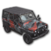 Vehicle skin Red Zoned UAZ.png