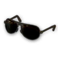 Icon equipment Eyes Golden Aviator Glasses.png