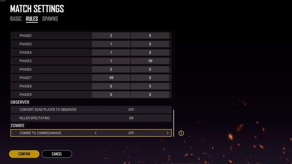 Zombie Mode-Rule-settings.jpg