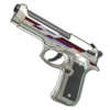 Weapon skin Velocity P92.png
