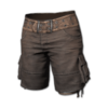 Icon pants Fantasy BR Tattered Explorer Shorts.png