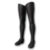 Icon Legs School Shoes with Leggings (Black).png