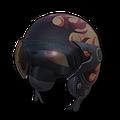 Icon Helmet Level 1 Dark Flame Racer Helmet skin.png