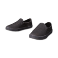 Icon Feet Slip-on Canvas Sneakers Black.png