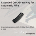 Extended QuickDraw Mag for Automatic Rifle.png