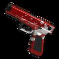 Weapon skin Crimson Snowflake P18C.png