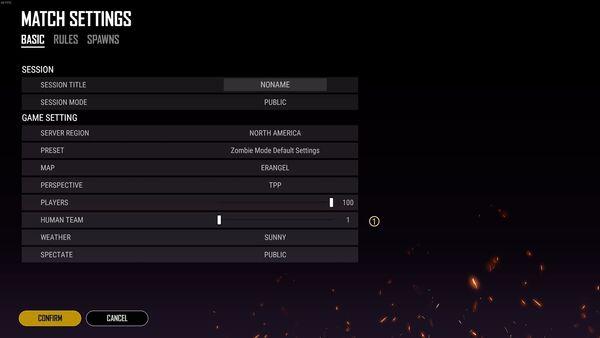 Zombie Mode-Basic-settings.jpg