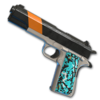 Weapon skin Turquoise Delight P1911.png