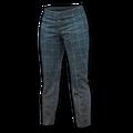 Icon equipment Pants Windowpane Check Pants (Blue).png