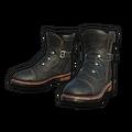 Icon equipment Feet Biker Boots Black.png