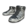 Icon equipment Feet White Tiger Hi-top Sneakers.png
