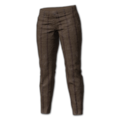 Icon Pants Striped Slacks Brown.png