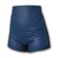 Icon Legs High Waisted Shorts (Blue).png