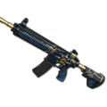 Weapon skin Pirate KIM's M416.png