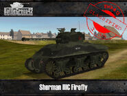 Sherman Firefly old