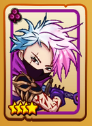 Assassin Violet