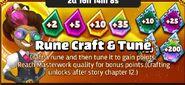 Rune Craft & Tune