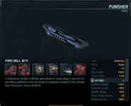 Punisher description
