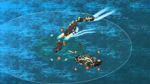 Battle Pirates Deathstroke