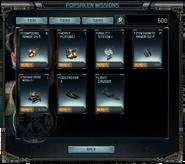 Forsaken Mission Tier 1 Reputation