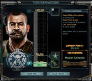 Forsaken Mission Quota Bar