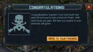 Battle Pirates Level 40