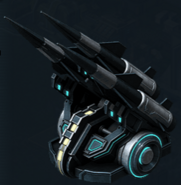 The Blade Missle