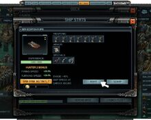 Opened Ship Stat window, click refit.JPG