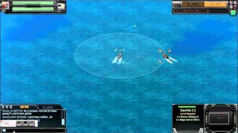 Sawfish Test - Battle Pirates