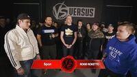 Брол vs Rokki Roketto (Versus Battle)