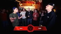 Yanix vs Galat (Versus Battle)