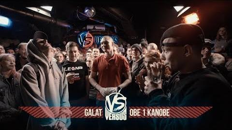 Galat vs Obe 1 Kanobe (Versus Battle)