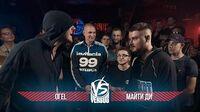 ОГЕL vs Майти Ди (Versus Battle)