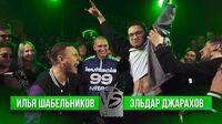 Satyr vs Эльдар Джарахов (Versus Battle)