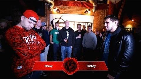 Heavy vs Ruskey (Versus Battle)