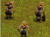 Peasant/Dragon