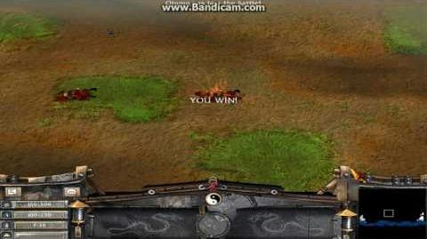 Battle Realms Invulnerability tests