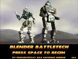 Blender Battletech (Game)