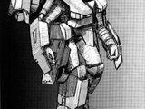Blizzard Mk10 Exoskeleton