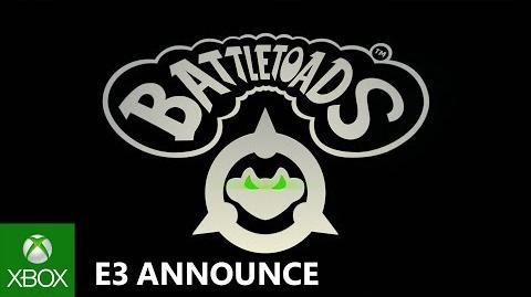 Battletoads - E3 2018 - Announce