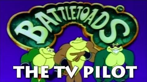 Battletoads TV Show Pilot