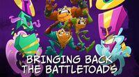 Battletoads Behind the Scenes - Bringing Back the Battletoads