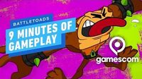 9 Minutes of Battletoads Gameplay - Gamescom 2019