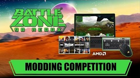Battlezone 98 Mod Competition Results