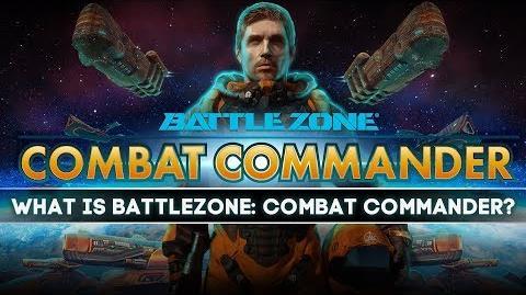 What is Battlezone Combat Commander?