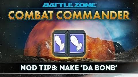 Battlezone Combat Commander - Mod Tips Make 'Da Bomb'