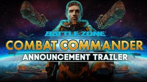 Battlezone Combat Commander Reveal