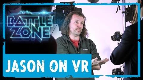 Jason Kingsley on VR and Battlezone - Exclusive Interview
