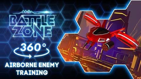 Battlezone 360° Airborne Enemy Training