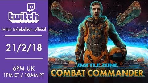 Twitch Battlezone Combat Commander - Campaign